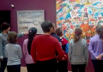 Экскурсии в картинную галерею