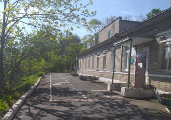 Территория учреждения