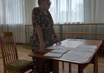 31.08.2020г. состоялось заседание педагогического совета