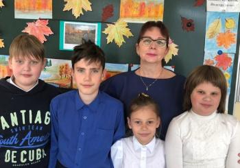 Классный час «Золотая осень» для 4 класса