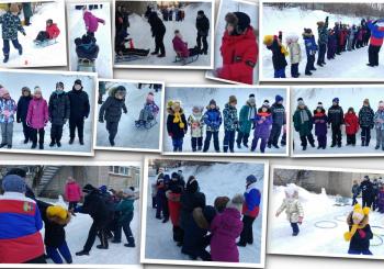 Праздник для школьников «Мороз-красный нос»