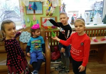 Роль занятий в развитии у дошкольников 7 группы