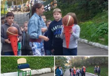 В рамках  реализации проекта «Сурдлимпийцы среди нас» прошли дни здоровья в начальной школе и детском саду