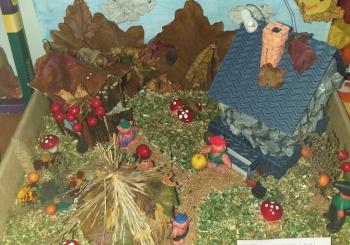 Конкурс подделок «Осенние фантазии»