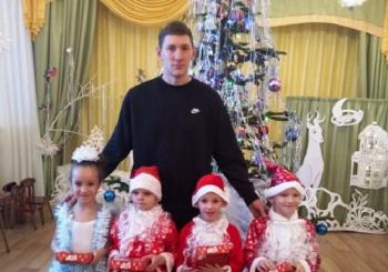 Поздравление наших воспитанников от Виталия Оботина